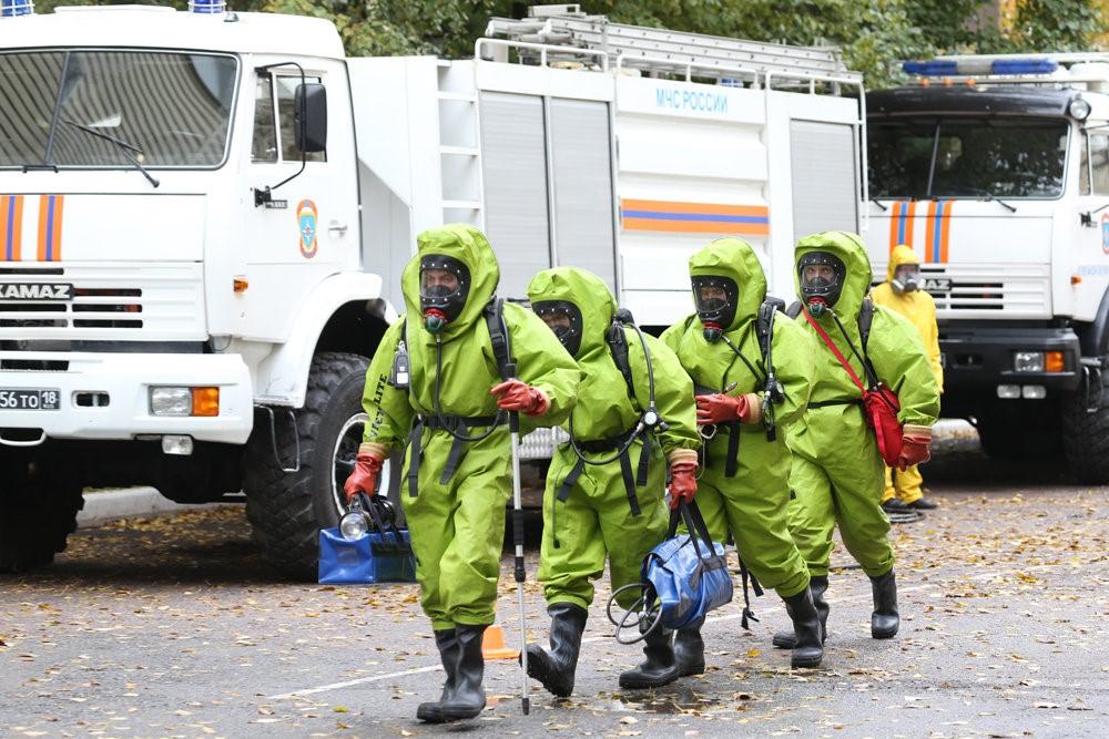В Зеленограде проходит месячник гражданской обороны