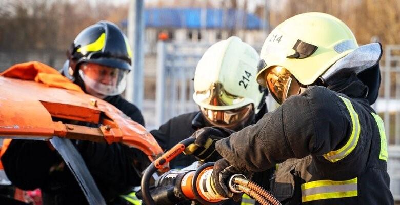Пожарно-спасательный отряд № 214 шесть лет обеспечивает безопасность жителей столицы