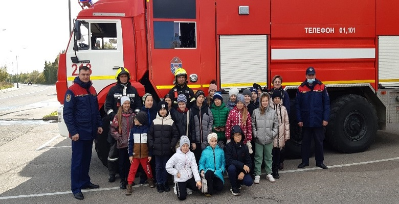 В Зеленограде продолжаются тематические экскурсии для школьников
